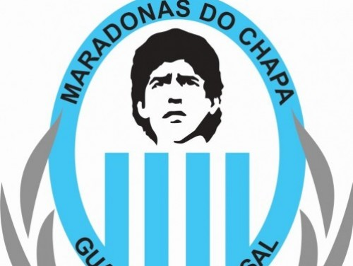 MARADONAS DO CHAPA